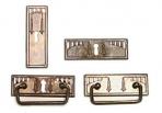Meubel greep/sleutelplaat